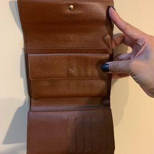 Louis Vuitton Bags - Authentic Louis Vuitton tri-fold wallet